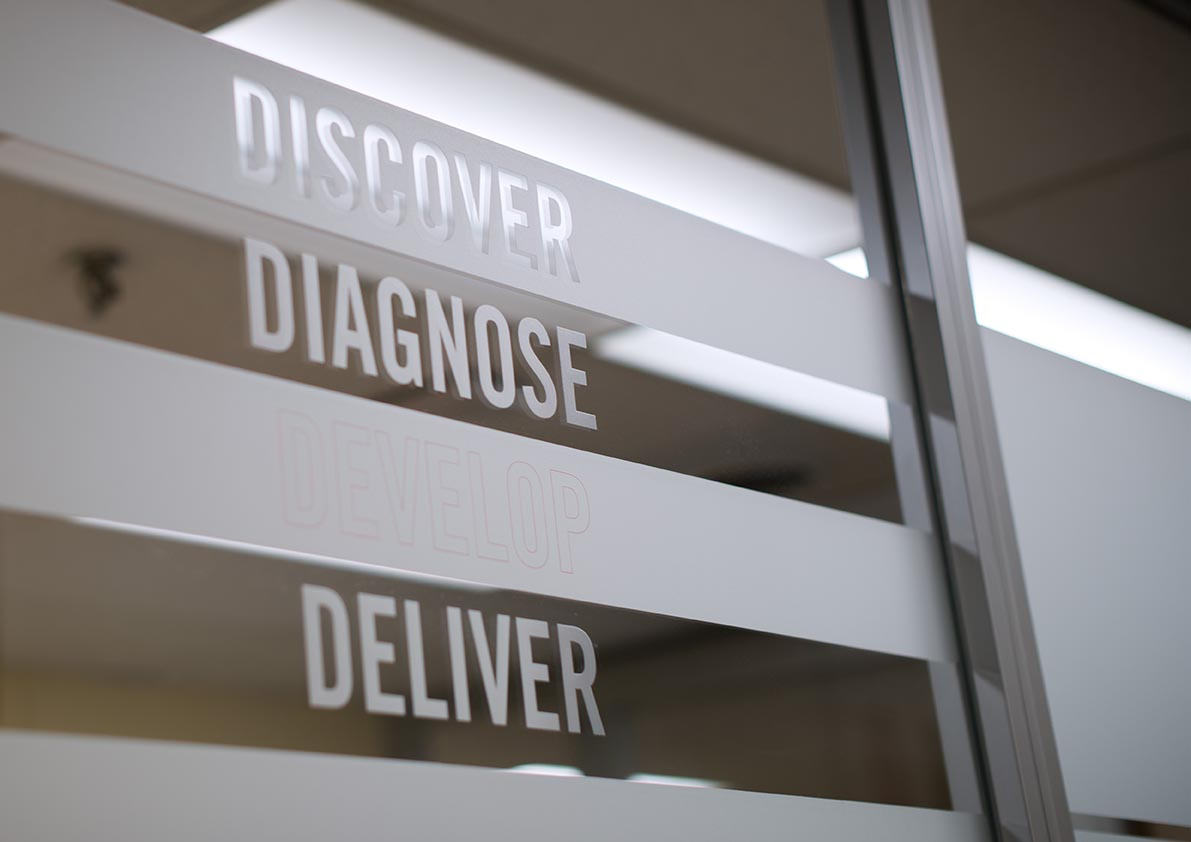 The PGC 4D Process: Discover, Diagnose, Develop and Deliver