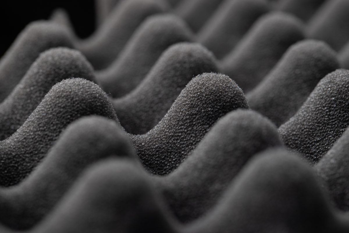 Common Applications for Open Cell Foam